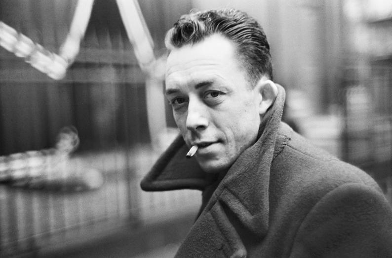 frasi Albert Camus