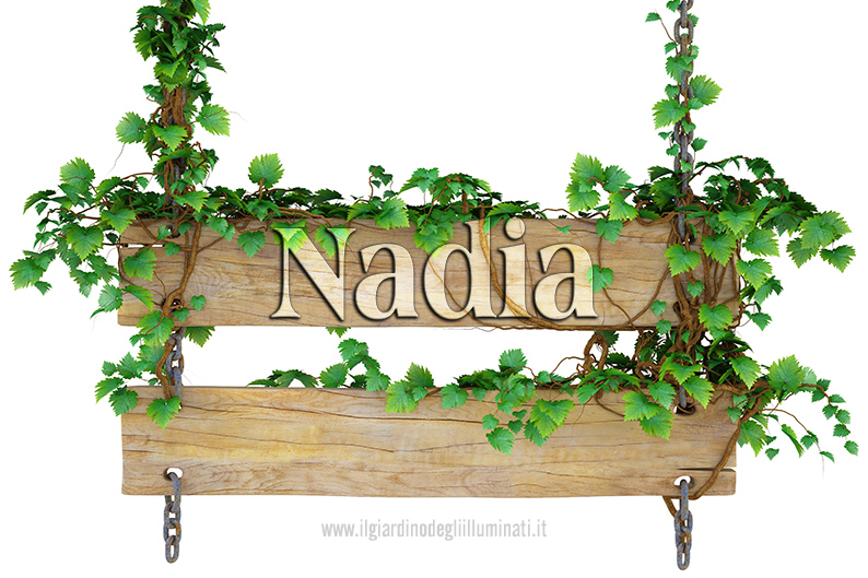 Nadia significato e origine