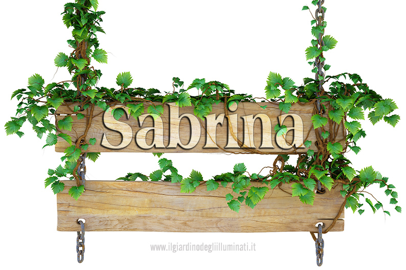 Sabrina significato e origine