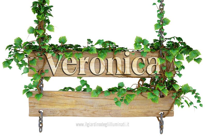 Veronica significato e origine