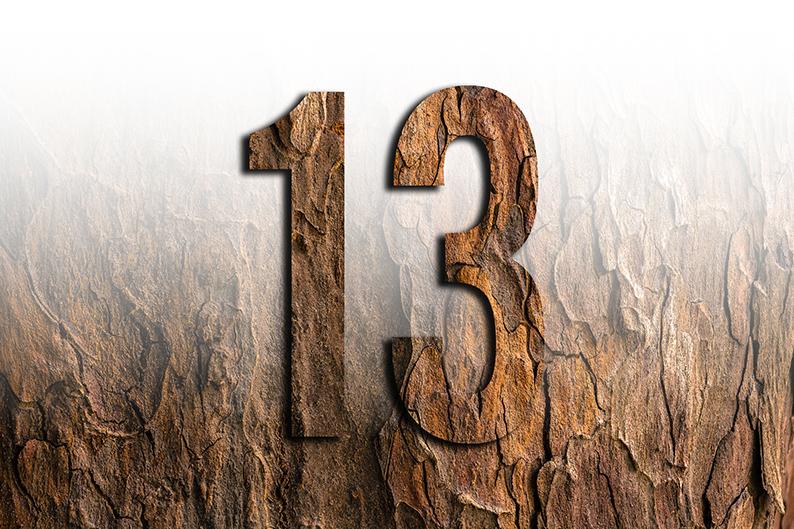 significato del numero 13 tredici