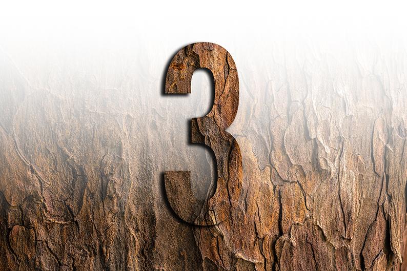 significato del numero 3 tre