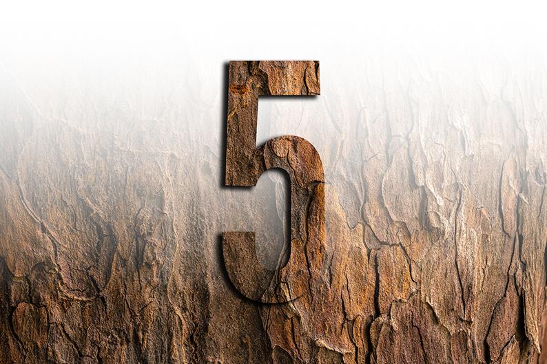 significato del numero 5 cinque 2