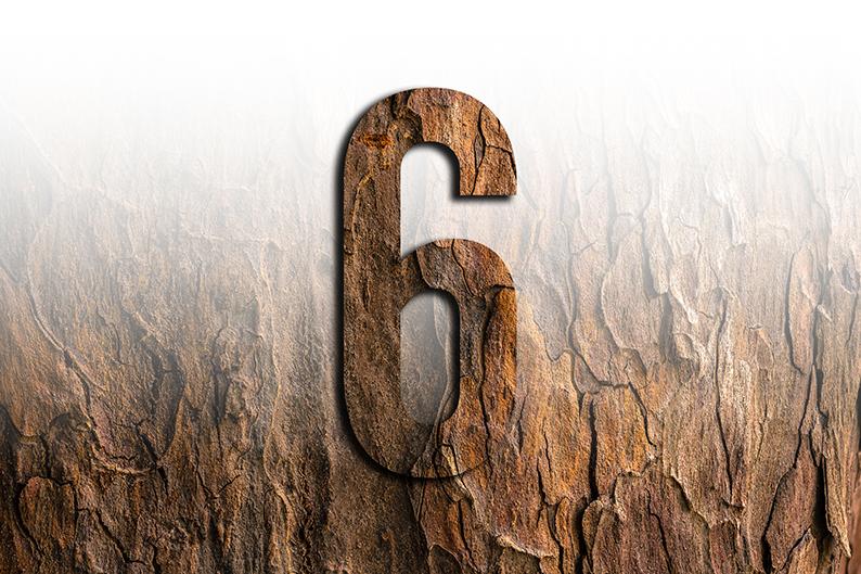 significato del numero 6 sei