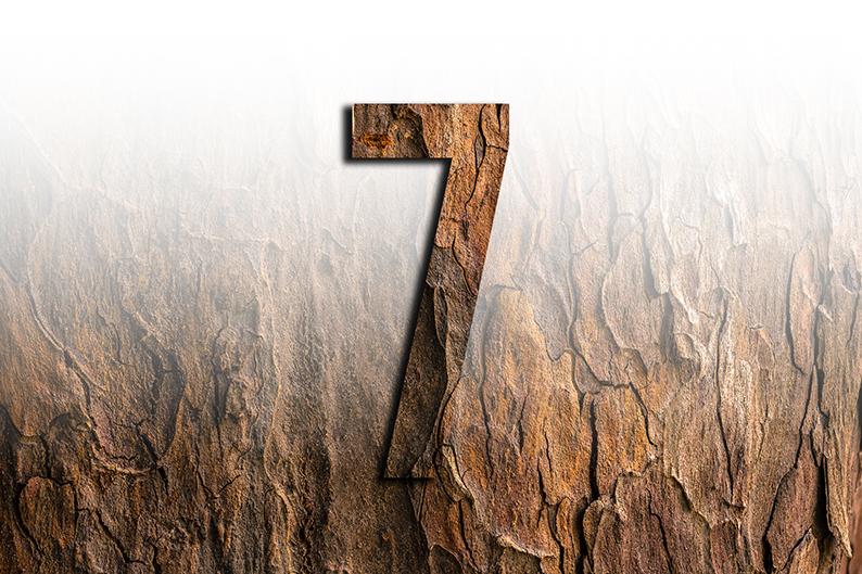 significato del numero 7 sette