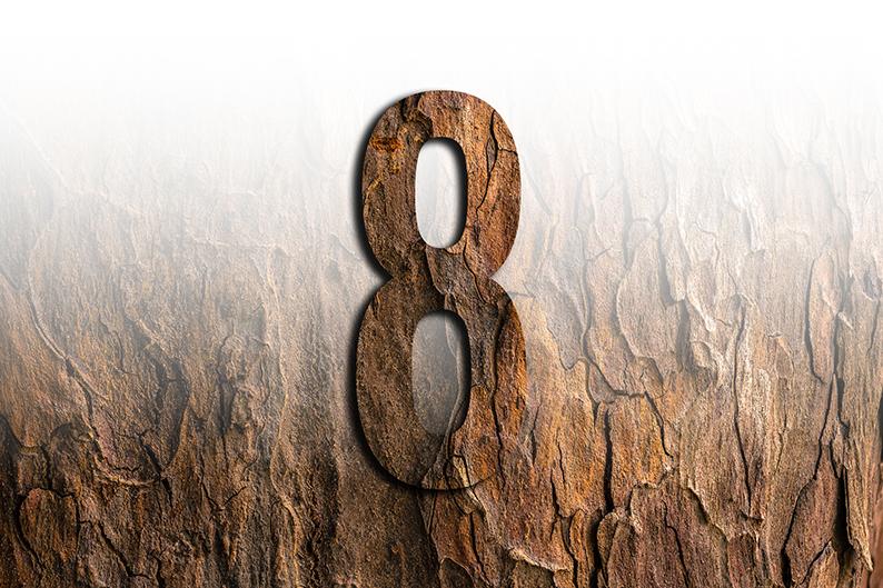 significato del numero 8 otto