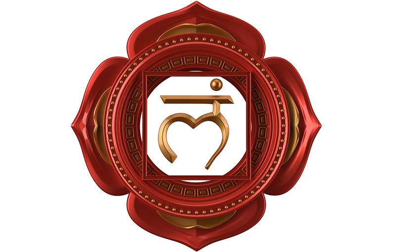 primo chakra significato simbologia e funzioni