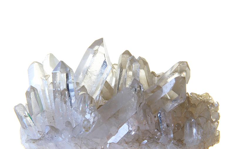 quarzo ialino cristallo di rocca proprietà poteri e caratteristiche