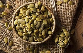 semi di zucca proprietà e benefici