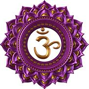 settimo chakra significato simbologia e funzioni pic