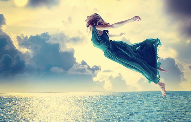 sognare di volare significato e simbologia
