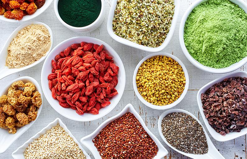 super alimenti proprietà e benefici