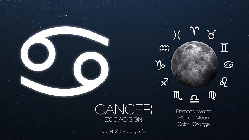 affinità di coppia del Cancro