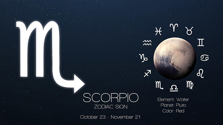 affinità di coppia dello Scorpion
