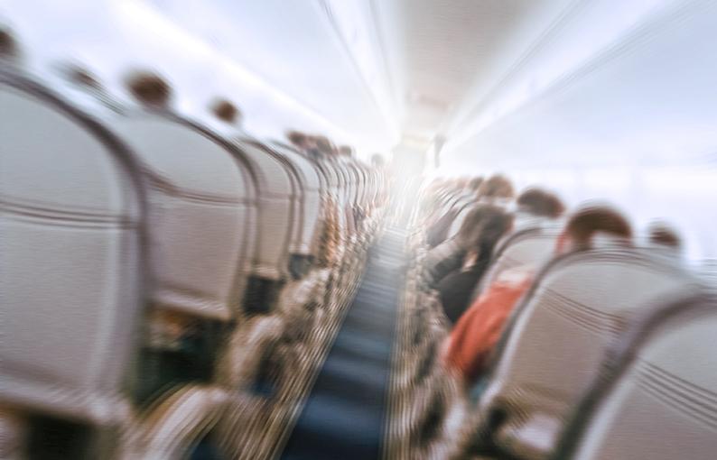 Aerofobia paura di volare