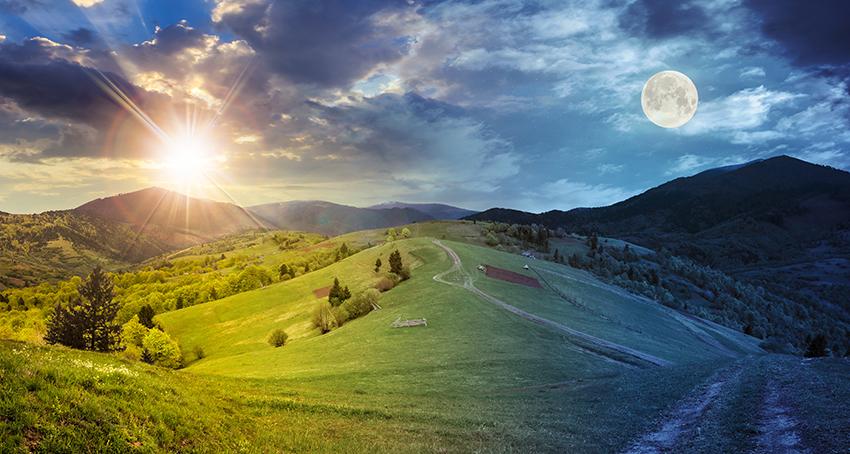 Come sfruttare al meglio l'energia del giorno e della notte per il nostro beneficio psicofisico