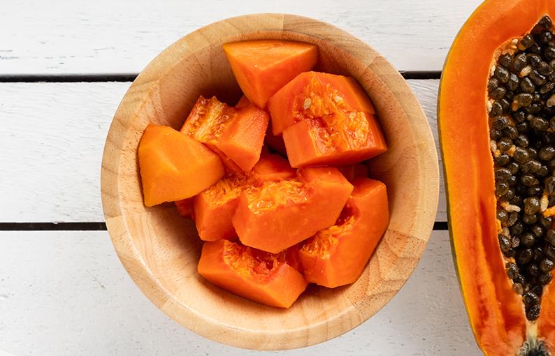 Papaya proprietà benefici