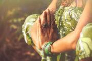 Origine e significato della parola Namasté